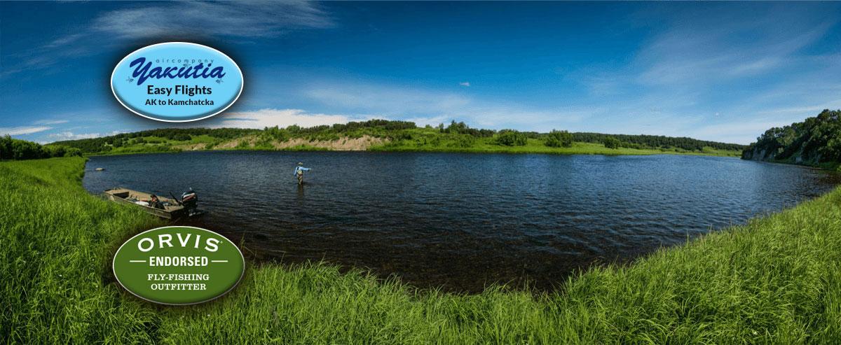 The Best of Kamchatka Fly Fishing